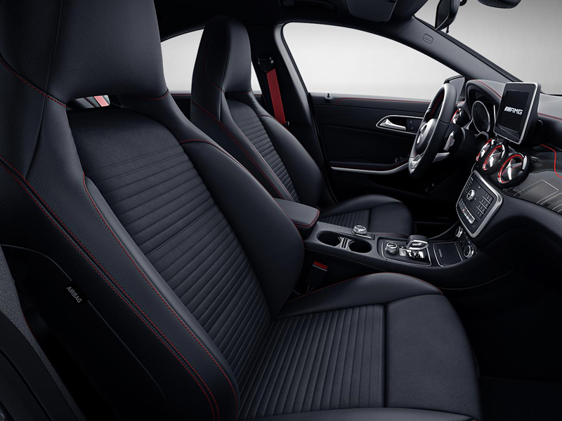 Mercedes Benz Cla 45 Amg 4matic Coup 233 Bei Rosier