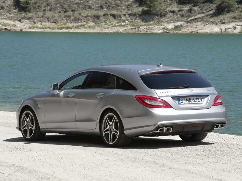 Mercedes Benz Cls 63 Amg Shooting Brake Bei Ihrem Mercedes