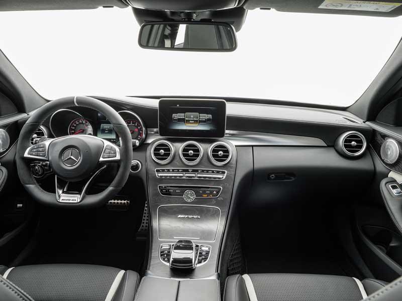 Mercedes-Benz C 63 AMG Limousine von Ihrem Mercedes-Benz Partner ROSIER.