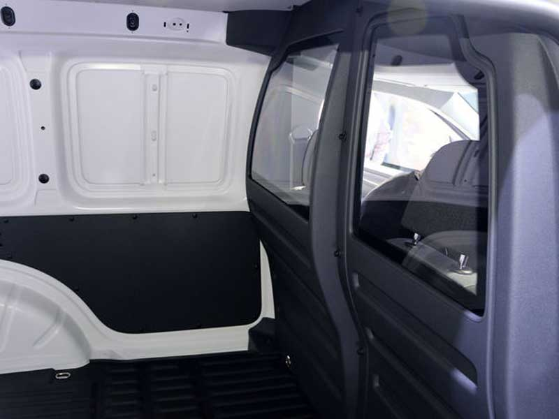 der volkswagen caddy kastenwagen bei rosier. Black Bedroom Furniture Sets. Home Design Ideas