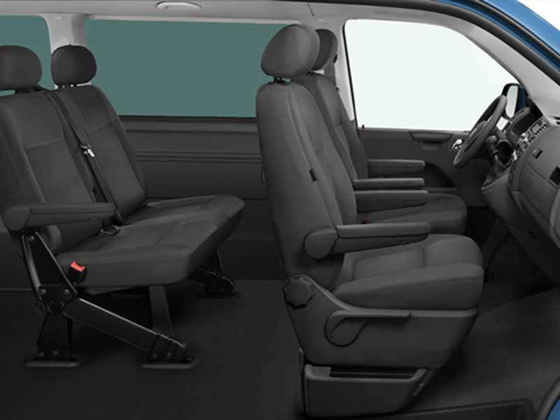 der vw t6 von volkswagen transporter multivan caravelle. Black Bedroom Furniture Sets. Home Design Ideas