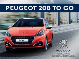 Peugeot 208 TO GO - jetzt bei ROSIER!
