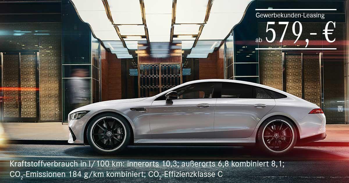 Smart Car Rental >> Mercedes-AMG GT 43 im Gewerbeleasing