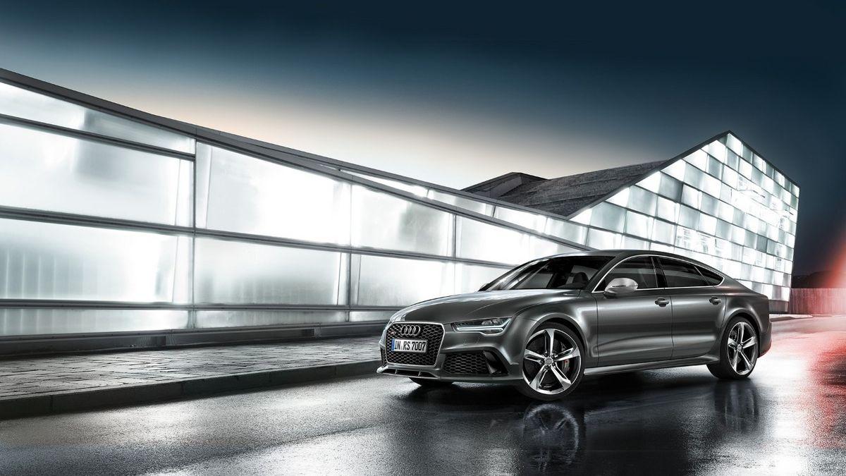 Der Audi Rs7 Sportback Bei Rosier