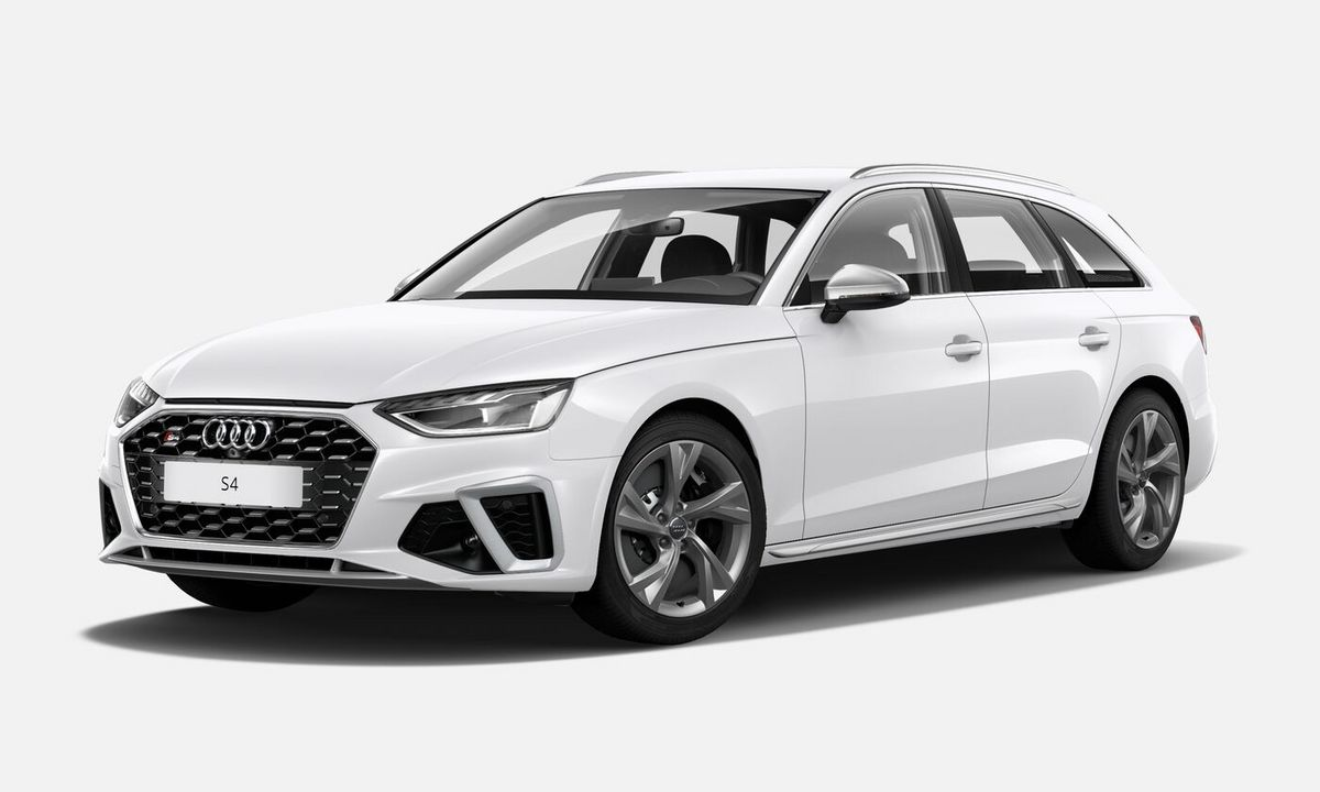 Rosier De Audi S4 Avant Tdi Gewerbekunden Leasing