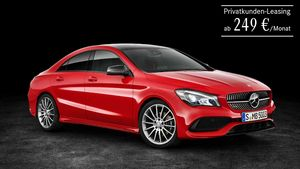 Mercedes-Benz CLA 200d Coupe
